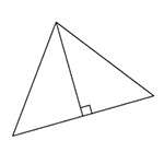 Triangles - Exercices de maths 5ème