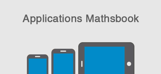 téléchargez les applications Mathsbook