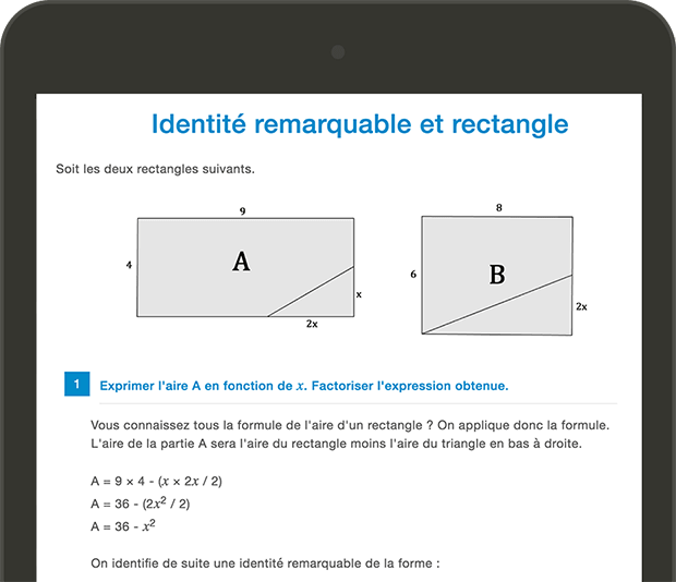 corrections des exercices de maths